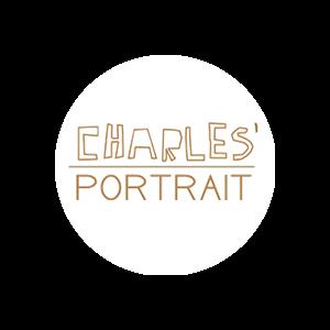 Charles' Portrait Logo Testimonial